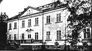 Nissbacka Manor 1922-1935